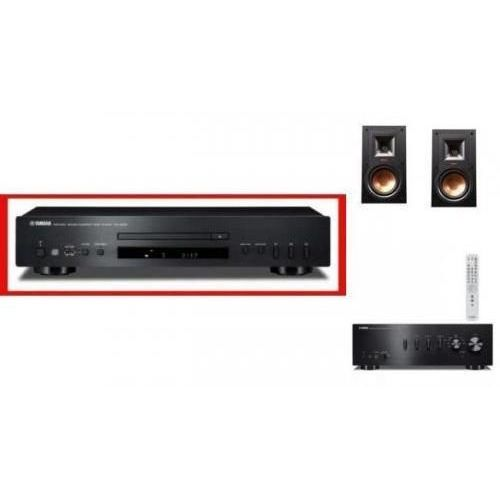 YAMAHA A-S501 + CD-S300 + KLIPSCH R-15M - Tanie Raty za 1%