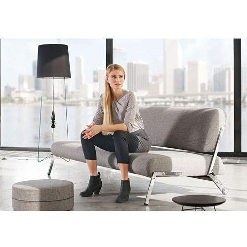 Istyle Debonair, Sofa Rozkładana, szara tkanina 521 - 724030521-0-2, Innovation