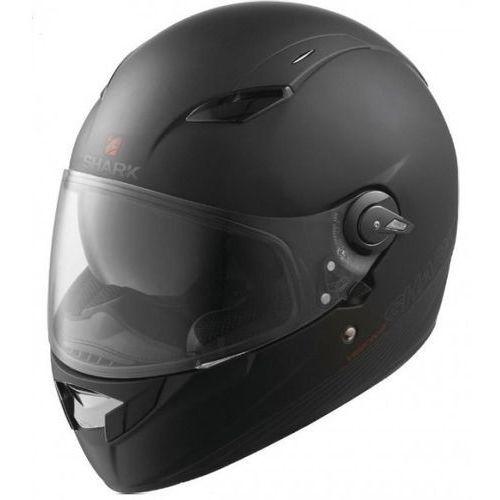 Kask zamknięty SHARK VISION R kolor czarny mat z kategorii kaski motocyklowe