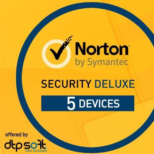 Norton Security 2016 3.0 1 Użytkownik, 5 Urządzeń - oferta (05ccd9a92f03f626)