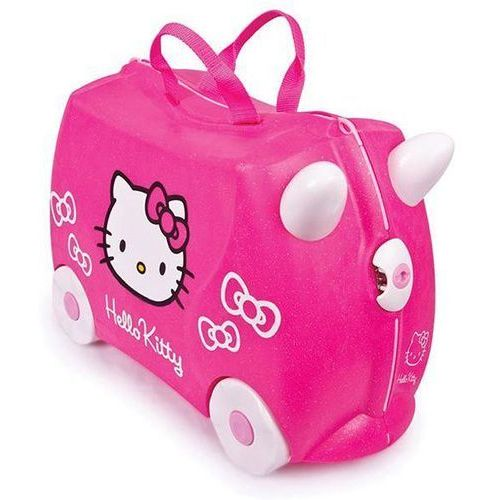 Walizka TRUNKI Hello Kitty jeżdżąca - produkt dostępny w Media Expert