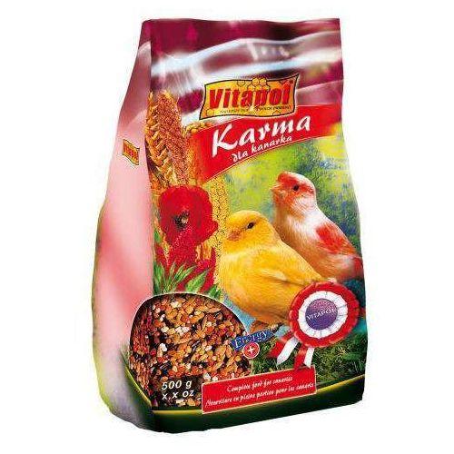 VITAPOL pokarm dla kanarka 500g, Vitapol