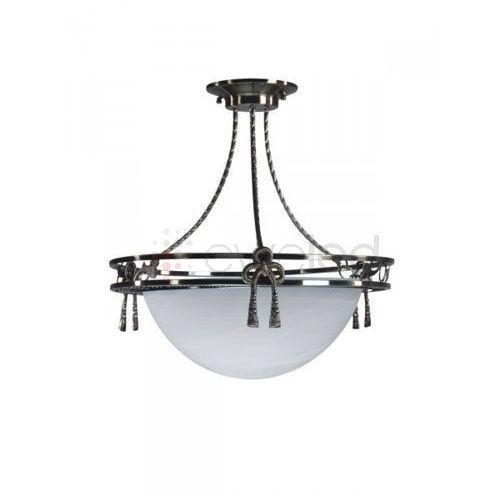 PATRA lampa wisząca 4xE27 PATYNA - sprawdź w EWELED.pl