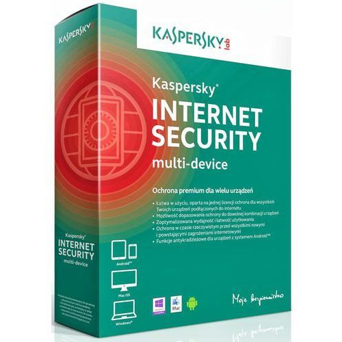 Kaspersky Internet Security 5 PC/12 Miec ESD - oferta (45df4170377582db)