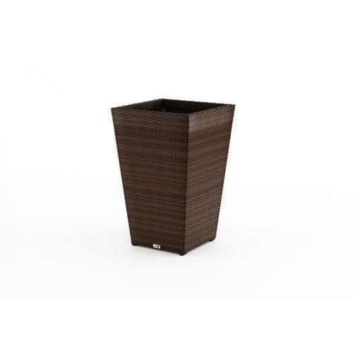 Produkt Donica SCALEO Modern 60 cm brąz, marki Oltre