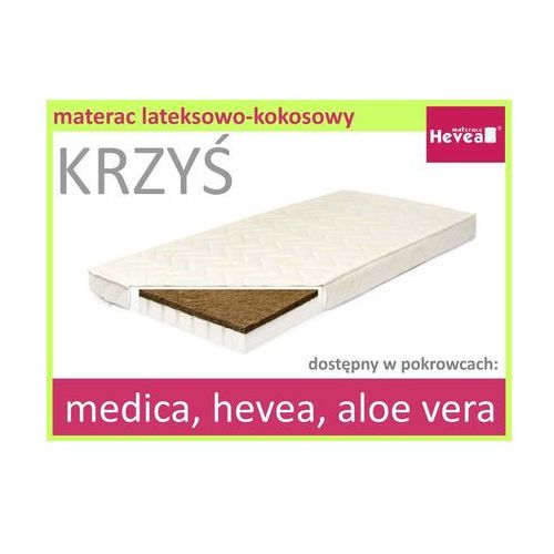 Produkt HEVEA MATERAC LATEKSOWO-KOKOSOWY KRZYŚ 140x70
