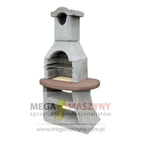 LANDMANN Grill betonowy asymetryczny Roma od Megamaszyny - sprzęt dla profesjonalistów