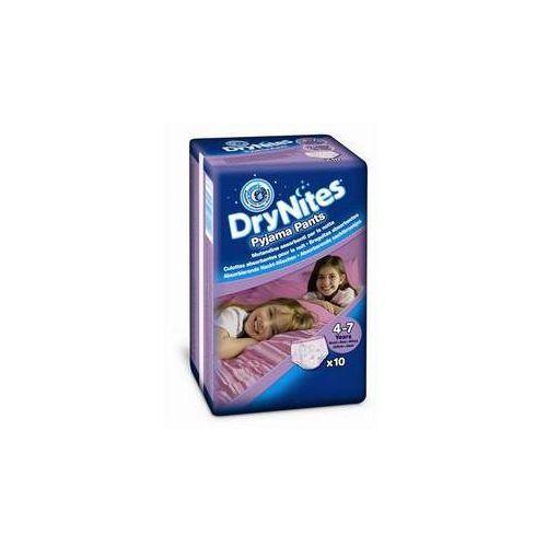 Pieluchomajtki Huggies Dry Nites Medium - Girls 17-30 kg, 10 szt., kup u jednego z partnerów
