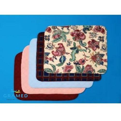 Ochronna nakładka na krzesło, (kolor burgund)., kup u jednego z partnerów