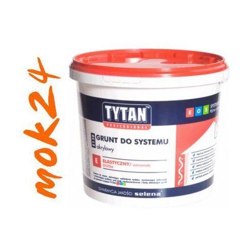 Grunt do tynków akrylowych E 138 10L biały EOS TYTAN Professional (izolacja i ocieplenie)