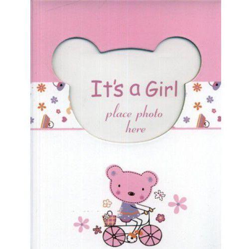Album foto It's a Girl - Dostawa zamówienia do jednej ze 170 księgarni Matras za DARMO - oferta [0590e403b1c2f432]