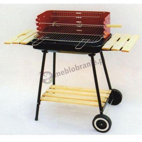 Grill ogrodowy węglowy na kółkach - 58x38cm, produkt marki Landmann