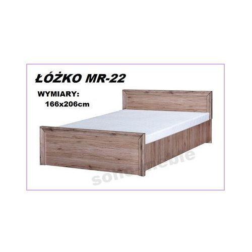 ŁÓŻKO MR-22 166x77x206cm NOWOŚĆ!!! ze sklepu soho-meble
