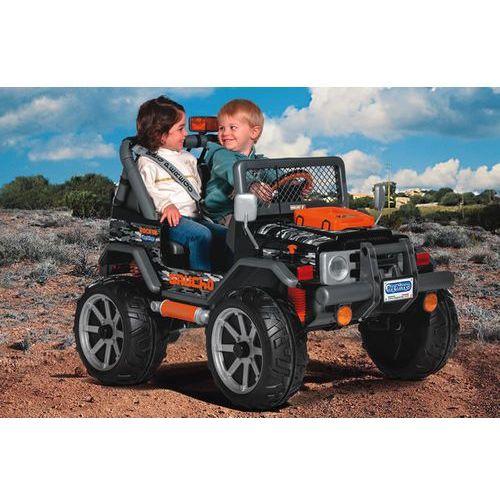 Pojazd akumulatorowy Peg Perego Gaucho Rock'in + Gwarancja Zadowolenia !!! ze sklepu Perfectsport