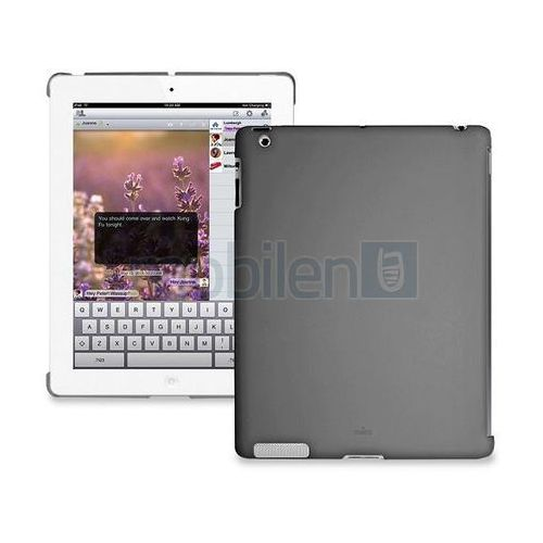 Produkt PURO BACK COVER PLECKI APPLE iPAD 2 SZARE (ETUI)