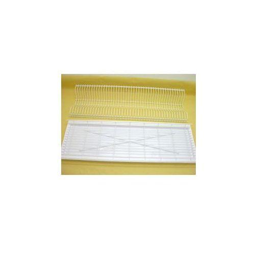Produkt z kategorii- suszarki do naczyń - Ociekacz lakierowany meblowy 80cm+rynna