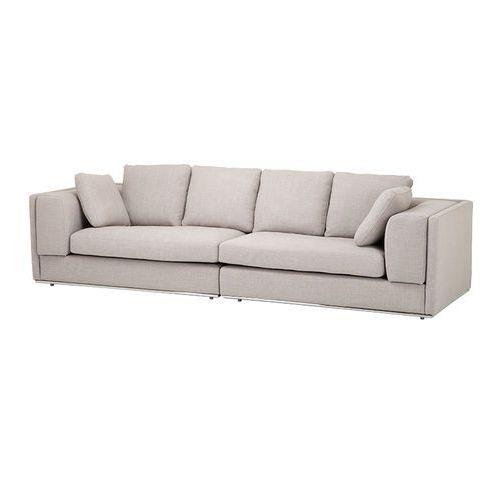 EICHHOLTZ Vermont Sofa Beżowa Tkanina - 08339