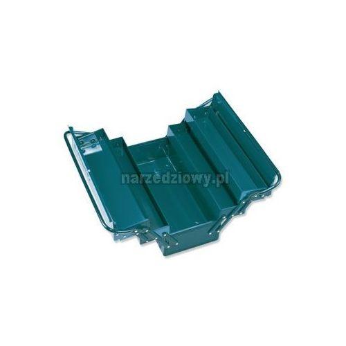 Towar z kategorii: skrzynki i walizki narzędziowe - JONNESWAY Skrzynka narzędziowa rozsuwana (produkt wysył