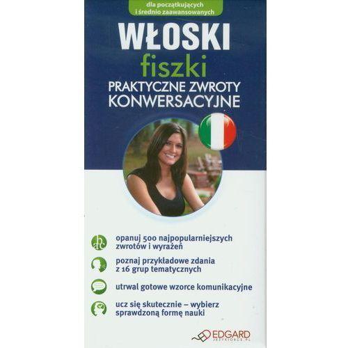 Włoski Fiszki Praktyczne zwroty i konwersacje - oferta [35a96d2275958545]