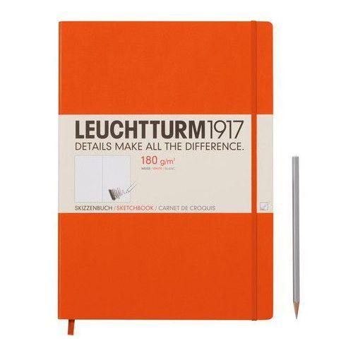 Szkicownik Master Leuchtturm1917 gładki pomarańczowy 345004 - oferta [2520632a755575fe]
