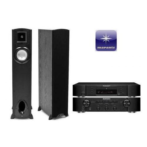 Artykuł MARANTZ PM6004 + CD6004 + KLIPSCH SYNERGY F10 z kategorii zestawy hi-fi