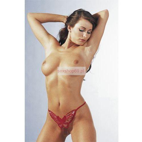 MANDY MYSTERY - STRINGI DAMSKIE DSR 02603630000 (erotyczne majtki damskie)
