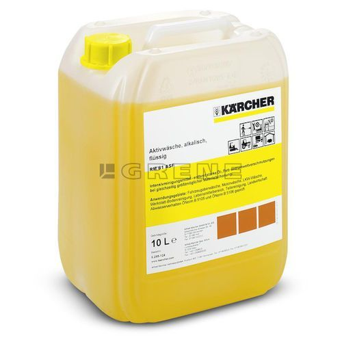 Karcher Aktywny środek czyszczący  rm 81 asf, 10 l
