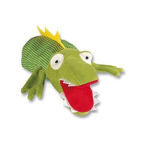 SIGIKID My little Theatre Pacynka na rękę Krokodyl (pacynka, kukiełka)