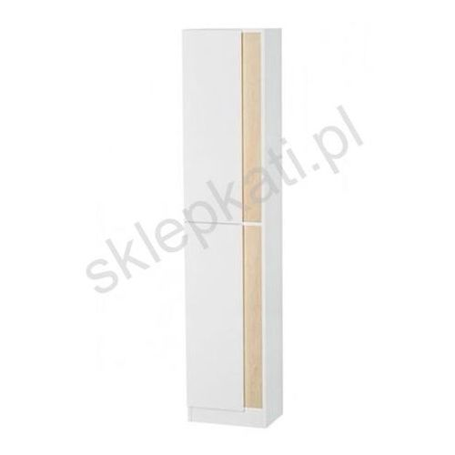 CERSANIT LIMA słupek, kolor BIAŁY POŁYSK S563-005-DSM - produkt z kategorii- regały łazienkowe
