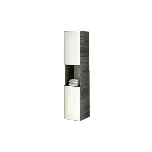 Słupek łazienkowy SB UNI PRAKTIK, ROSA biały/strip onyx X000000321 Ravak - produkt z kategorii- regały ła
