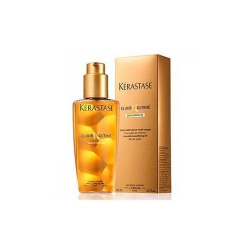 Produkt z kategorii- pozostałe kosmetyki do włosów - Kerastase Elixir Ultime - 125 ml