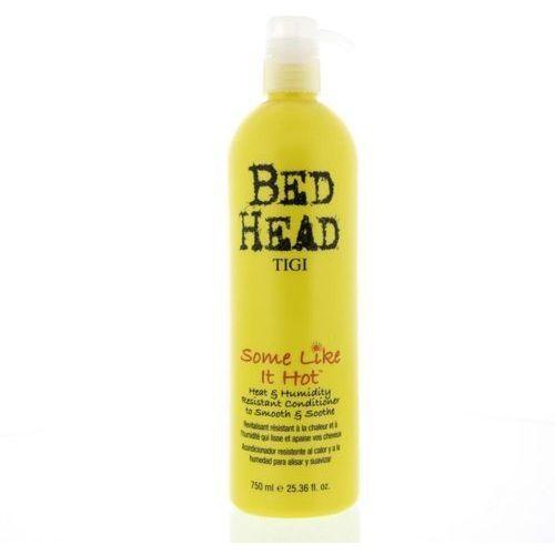 Produkt z kategorii- odżywki do włosów - Tigi Bed Head Some Like It Hot Resistant Conditioner 750ml W Odżywka do włosów + Próbka perfum GRATIS + Wysyłka od 6zł!