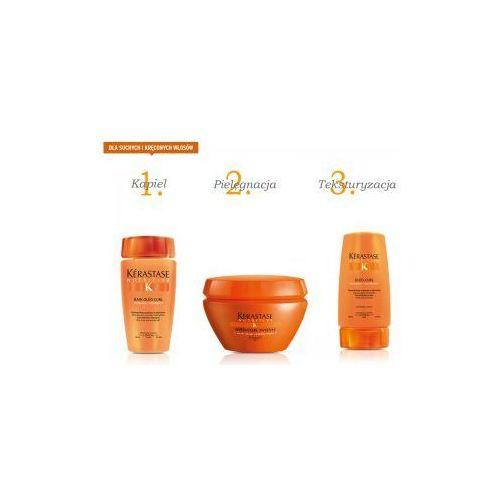 Produkt z kategorii- pozostałe kosmetyki do włosów - Zestaw Kerastase dla suchych i kręconych włosów.