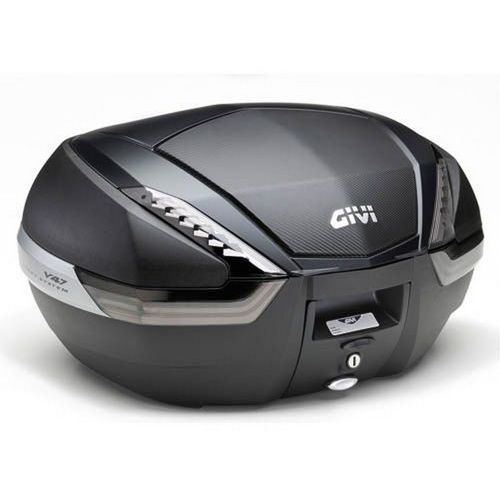 Kufer Givi V47NNT (czarny, 47 litrów, szare odblaski, pokrywa karbonowa) - oferta [152bd1ae6f736430]