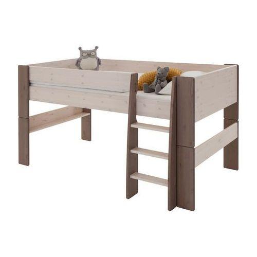 Łóżko piętrowe niskie Steens for kids ze sklepu Meble Pumo
