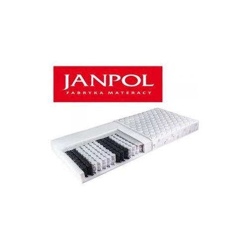 Materac WENUS H2, H3, H4 140x200 - Dostawa 0zł, GRATISY i RABATY do 20% !!!, produkt marki Janpol