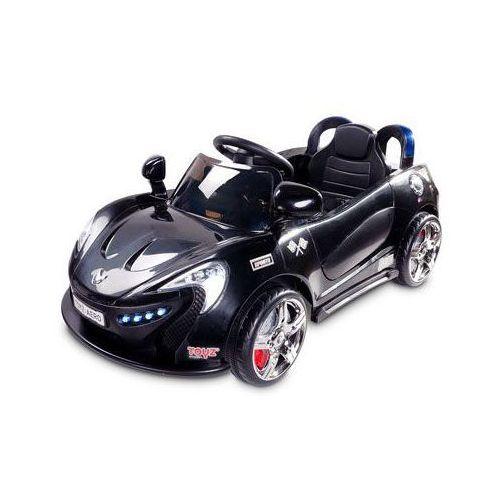 Caretero Toyz Samochód na akumulator dziecięcy Aero czarny black ze sklepu bobasowe-abcd