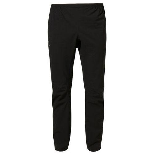 Produkt z kategorii- spodnie męskie - Salomon BONATTI Spodnie materiałowe czarny