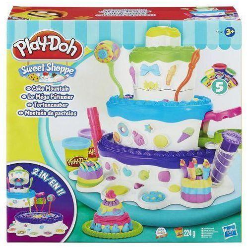 Play-Doh Tort urodzinowy, Hasbro A7401 - oferta [e52d457717250413]