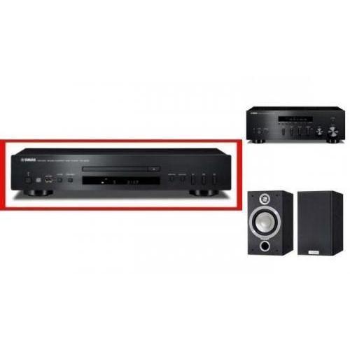 Artykuł YAMAHA R-S300 + CD-S300 + TANNOY MERCURY Vi1 z kategorii zestawy hi-fi