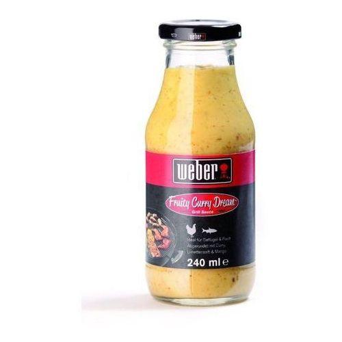 Sos  Fruity Curry Dream firmy Weber, produkt marki Weber