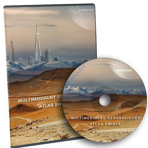 Multimedialny Geograficzny Atlas Świata - produkt z kategorii- Pozostałe oprogramowanie