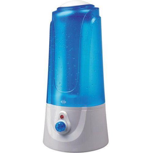 Artykuł Ultradźwiękowy Nawilżacz powietrza ELRO, 0.15 l/h, 20 m², 20 W, Szary, Niebieski , 3 l z kategorii nawilżacze powietrza