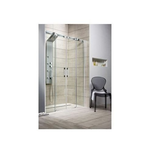 Radaway Espera DWD Drzwi wnękowe dwuczęściowe - 160/200 cm - 380126-01 (drzwi prysznicowe)