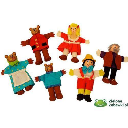Oferta Postacie z bajek, pacynki na palec, BJ706-Bigjigs Toys (pacynka, kukiełka)