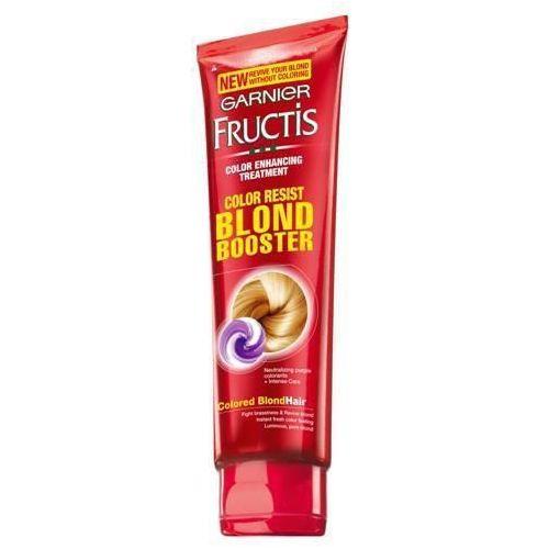 Fructis Color Resist Blond Booster odżywka do włosów odświeżająca kolor 150ml - produkt z kategorii- odżywki do włosów
