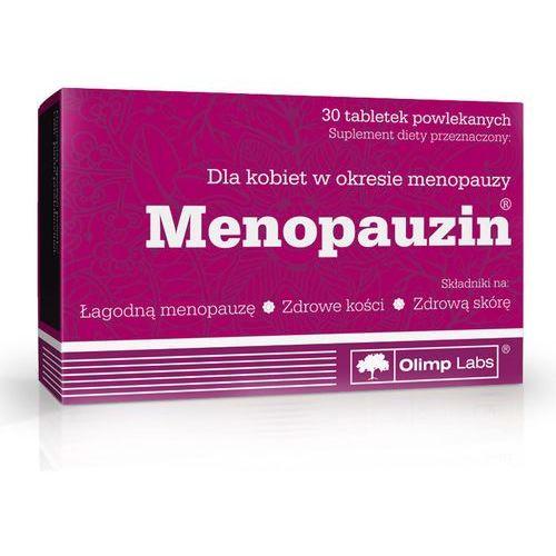 Olimp Menopauzin, tabl.powl., 30 szt, postać leku: tabletki