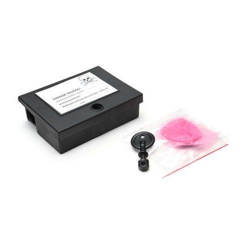Karmik deratyzacyjny 2 wejściowy MouseBait2 +przynęta, produkt marki Grekos