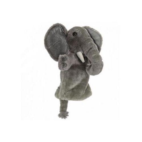 Słoń - pacynka krótki rękaw (pacynka, kukiełka)