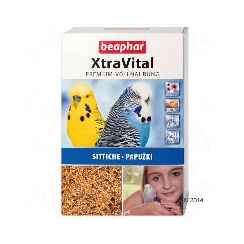 Beaphar XtraVital dla papużek falistych - Podwójne opakowanie 2 x 1 kg, beaphar
